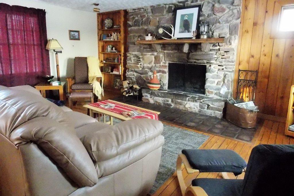 Redstone Cottage Living Room